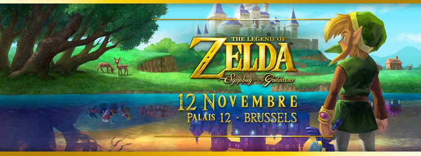 Concert Zelda Bruxelles
