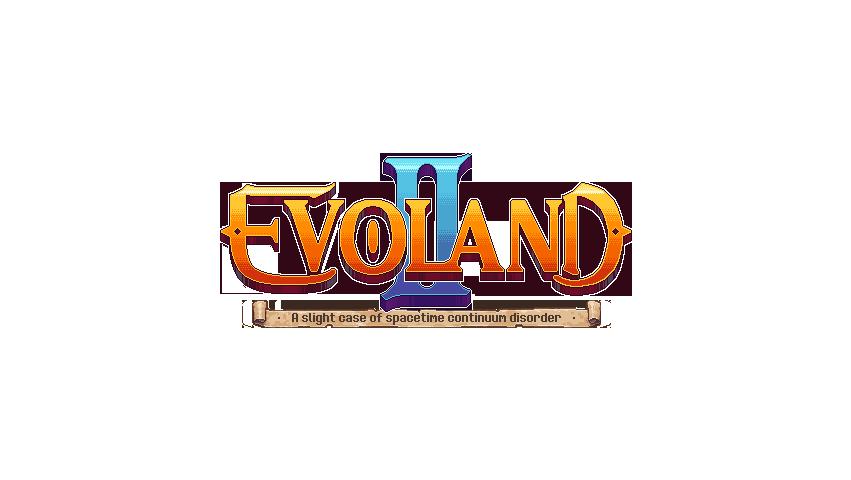 Evoland2_Logo