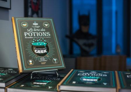 Livre Potions header