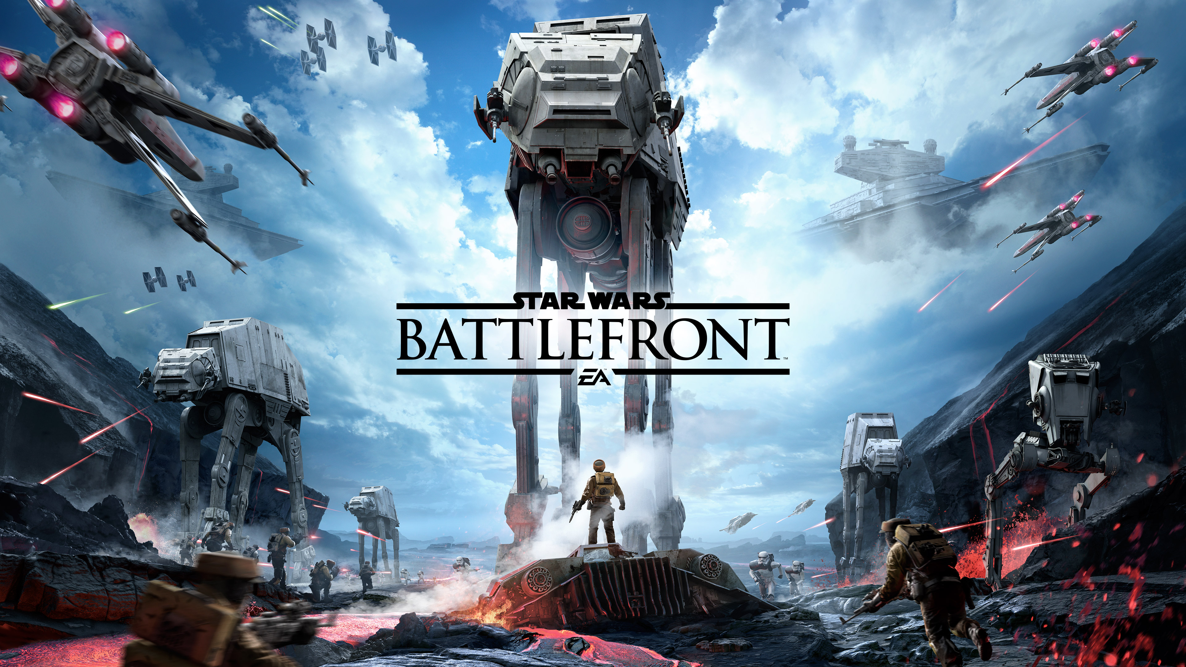 star wars battlefront aperçu