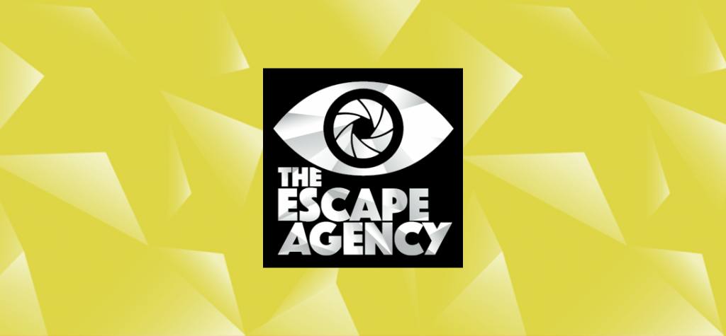 The Escape Agency - Cover
