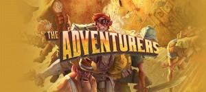 The Adventurers kiss my geek