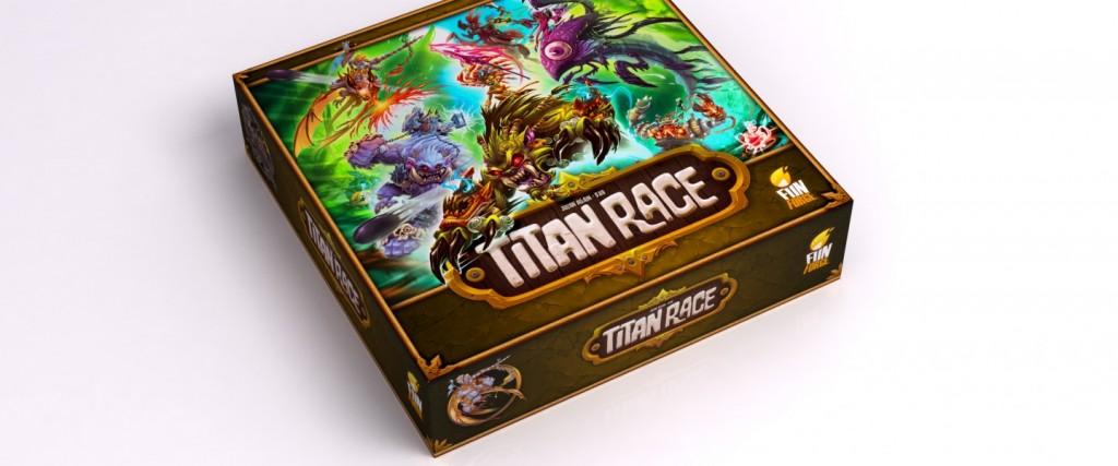 Titan race box kiss my geek