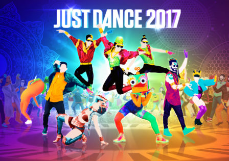 Just Dance 2017 header