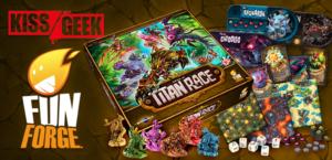 Concours Titan Race