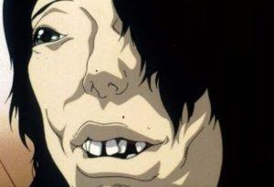 Voici Uchida. Sorte de Quasimodo japonais... Mais en creepy.
