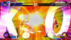 Les hyper combo finish sont toujours aussi flashy !
