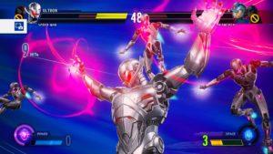 Ultron et sa légion de bots donnent tout pour cet hyper combo niveau 3