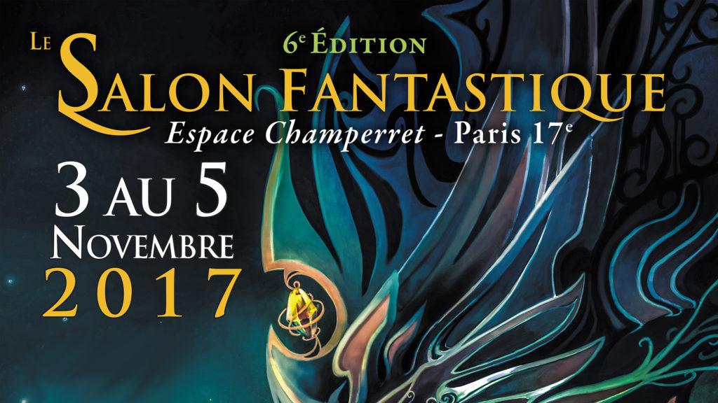 Salon Fantastique 2017