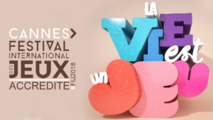 Festival Jeu Cannes 2018