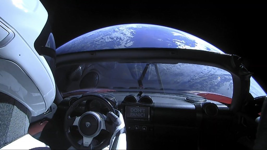 starman spacex