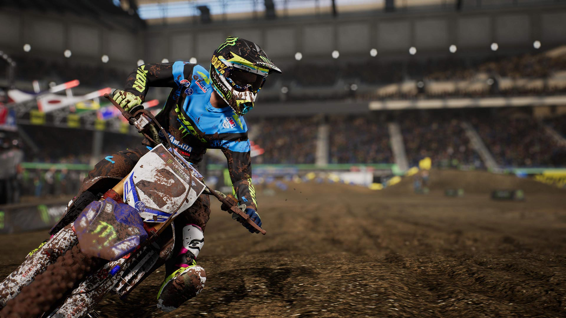 Test Monster Energy Supercross The Official Video Game