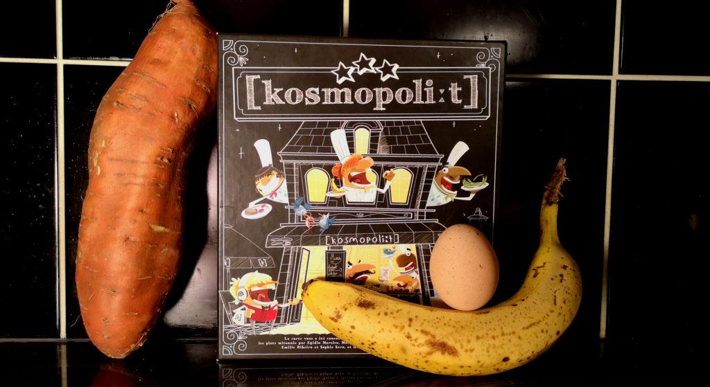 Boîte du jeu [Kosmopoli:t]