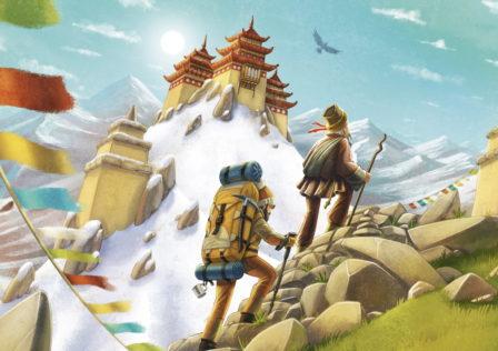 Visuel d'illustration du jeu Trek 12